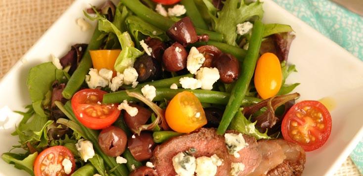 sığır etli salata