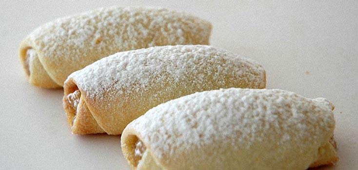 Elmalı kurabiye nasıl yapılır?