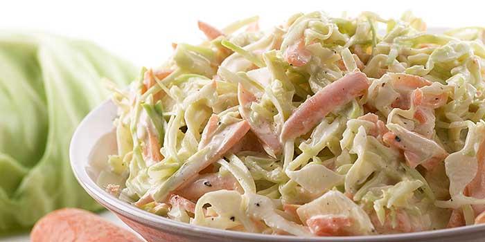 Lahana salatası nasıl yapılır?