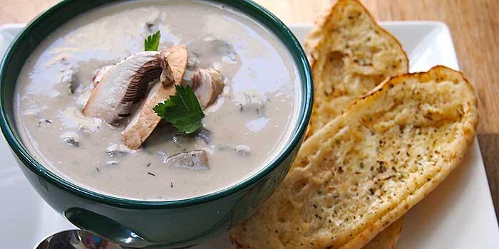 Mantar çorbası nasıl yapılır?