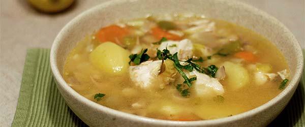 Balık çorbası nasıl yapılır?