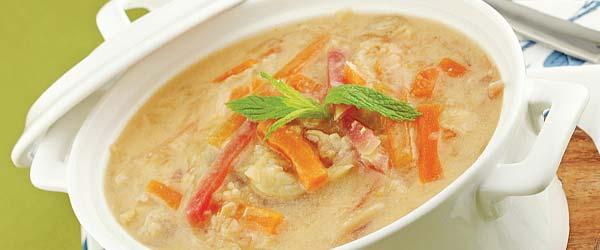 Kafkas çorbası nasıl yapılır?