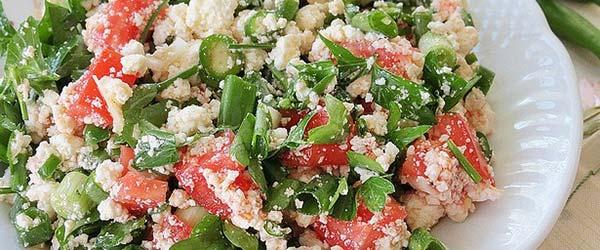 Lor salatası nasıl yapılır?
