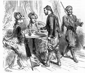 Türk Kahvesi ve Osmanlı İmparatorluğu