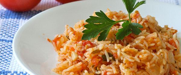 Domatesli pilav nasıl yapılır?