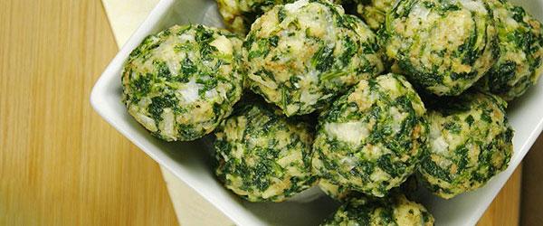 Ispanak köftesi nasıl yapılır?