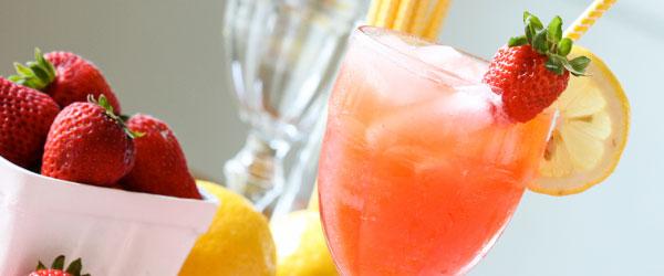 Çilekli limonata nasıl yapılır?