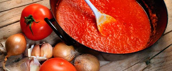 Domates sosu nasıl yapılır