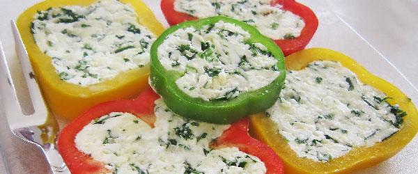 Peynirli biber nasıl yapılır?