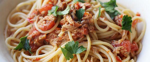 Ton balıklı spagetti nasıl yapılır?