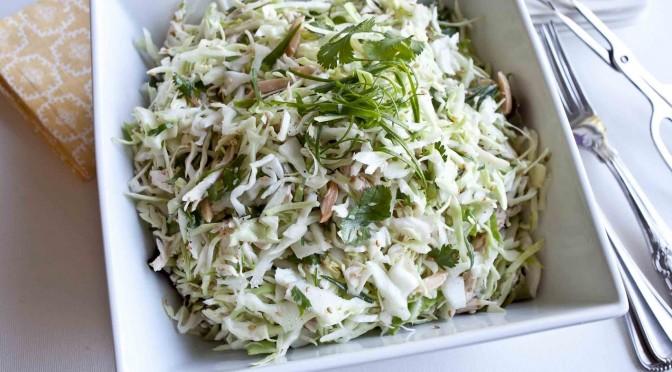 Ballı Lahana Salatası