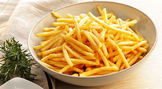 Patates Kızartmanın İncelikleri