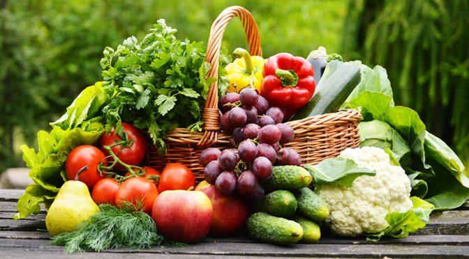 Mevsimine göre besinler