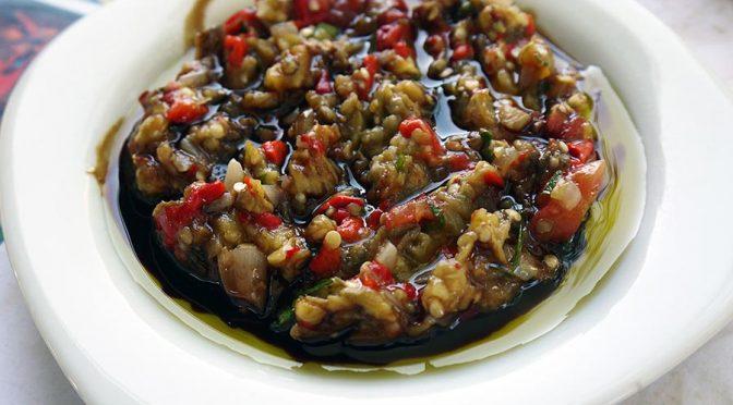 Antakya Patlıcan Salatası